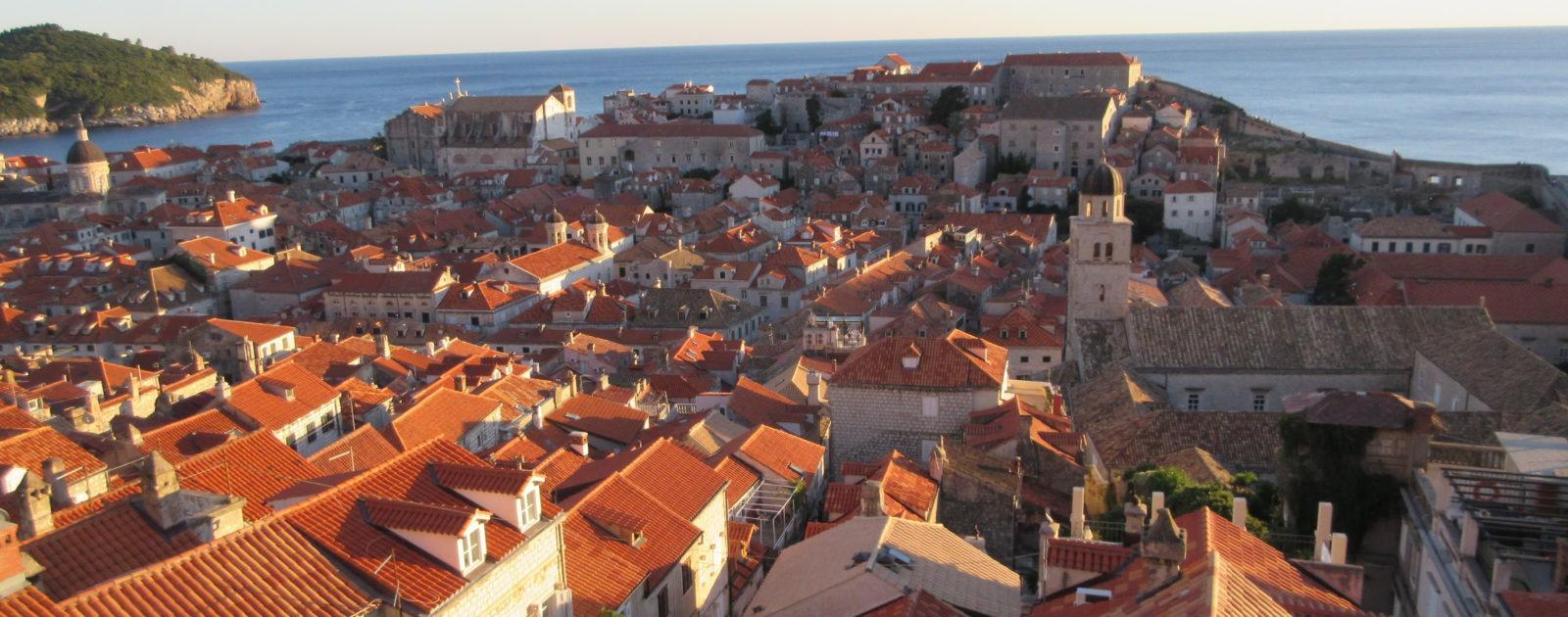 Dubrovnik. Foto Kerttu Männiste
