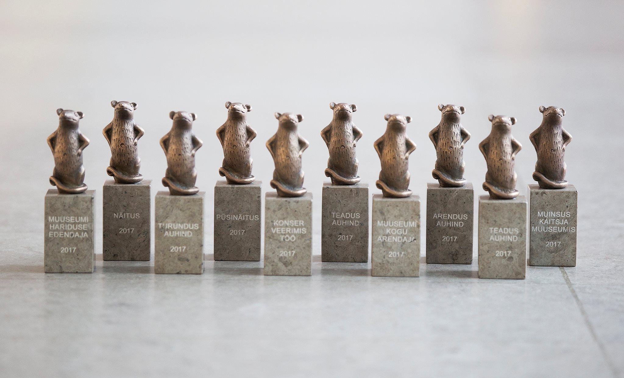 Marju Niinemaa: Eesti muuseumide aastaauhinnad 2018