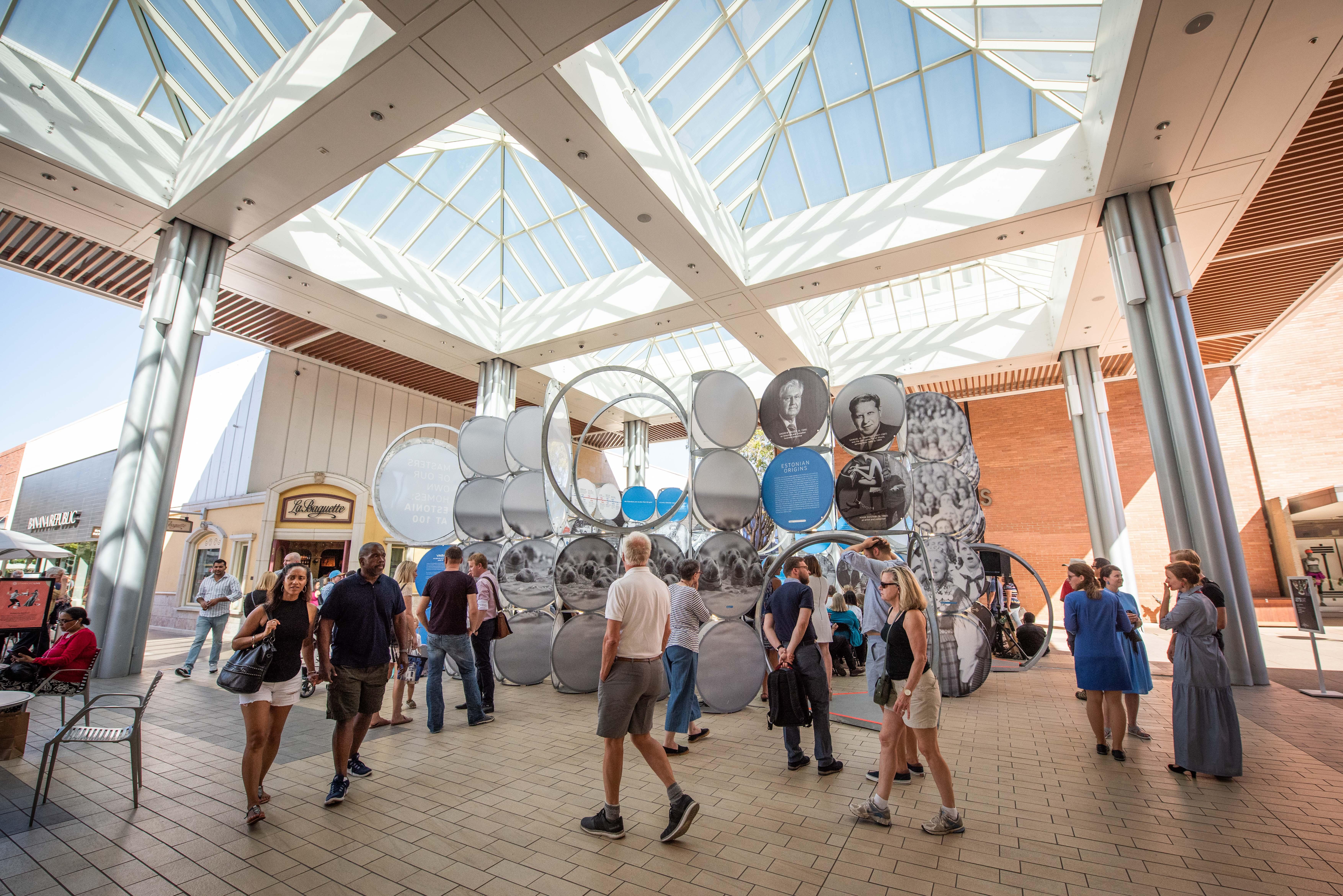 Muuseumi reisijutud: Vabamu rändnäitus Põhja-Ameerikas