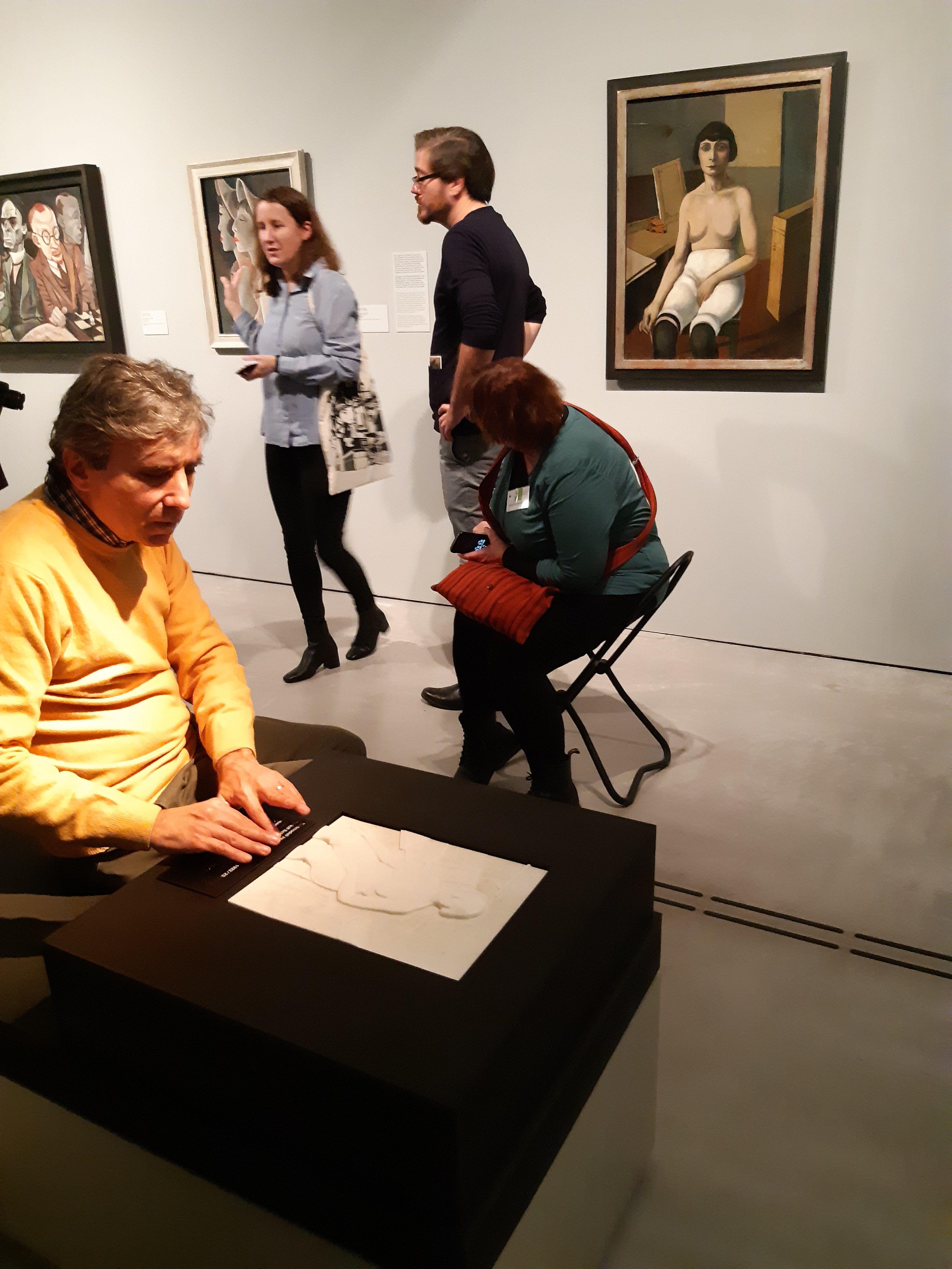 Rahvusvaheline projekt Tandem otsib muuseumides uusi avastamisvõimalusi erivajadustega inimesetele