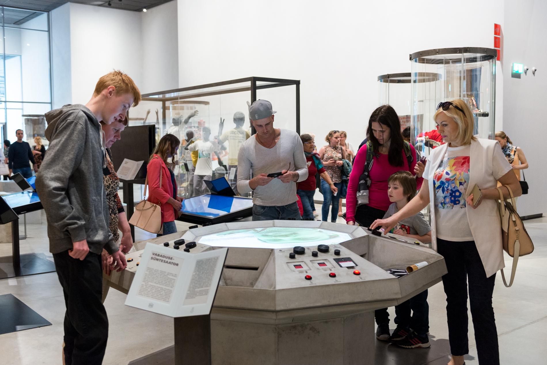 Fookuses on muuseumikülastajad