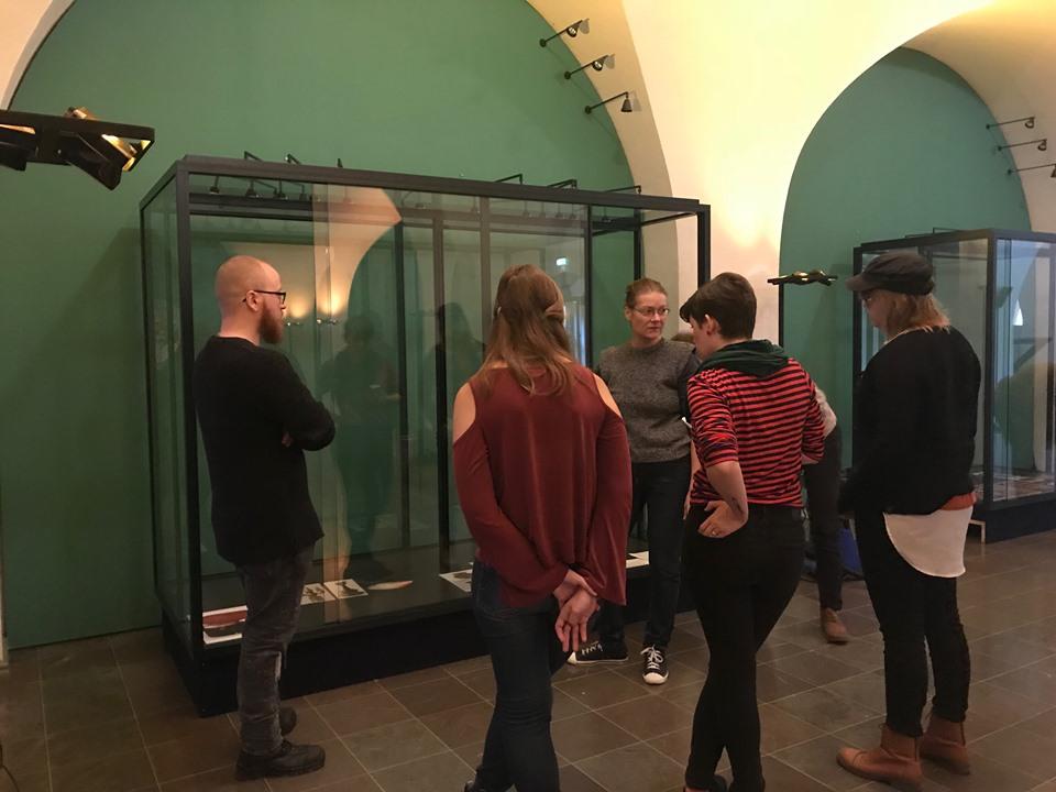 Muuseumiteaduse õpetamine ja õppimine: Helsingi kogemus